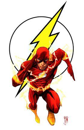 Flash (Barry Allen) 001