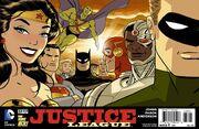 Justice League Vol 2 37 b