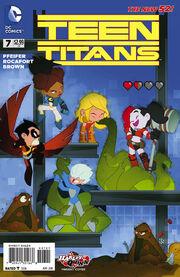 Teen Titans Vol 5 7 a
