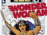 Wonder Woman Vol 4 0