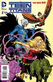 Teen Titans Vol 5 2 a