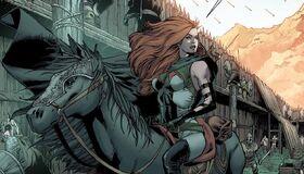Horsewoman (Tierra 0) 001