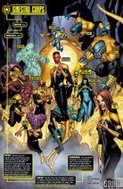 Sinestro Corps (Nueva Tierra) 001