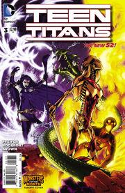 Teen Titans Vol 5 3 b