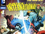 Justice League International Vol 3 Anual 1