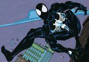 Schwarzer Spider-Man 4