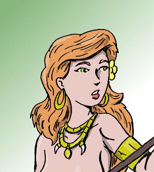 Gwenna | Comic Fury Wikia | FANDOM powered by Wikia