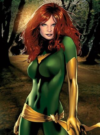 Jean Grey (Earth-616) 0001