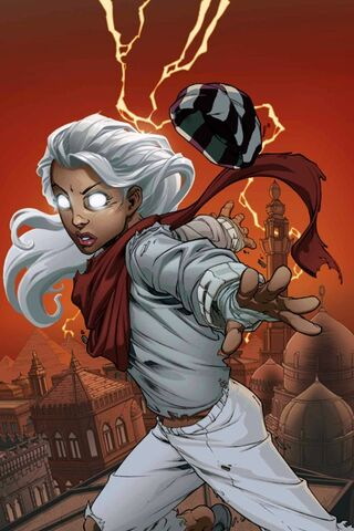 File:Ororo Before the Storm Vol 1 1 Textless.jpg
