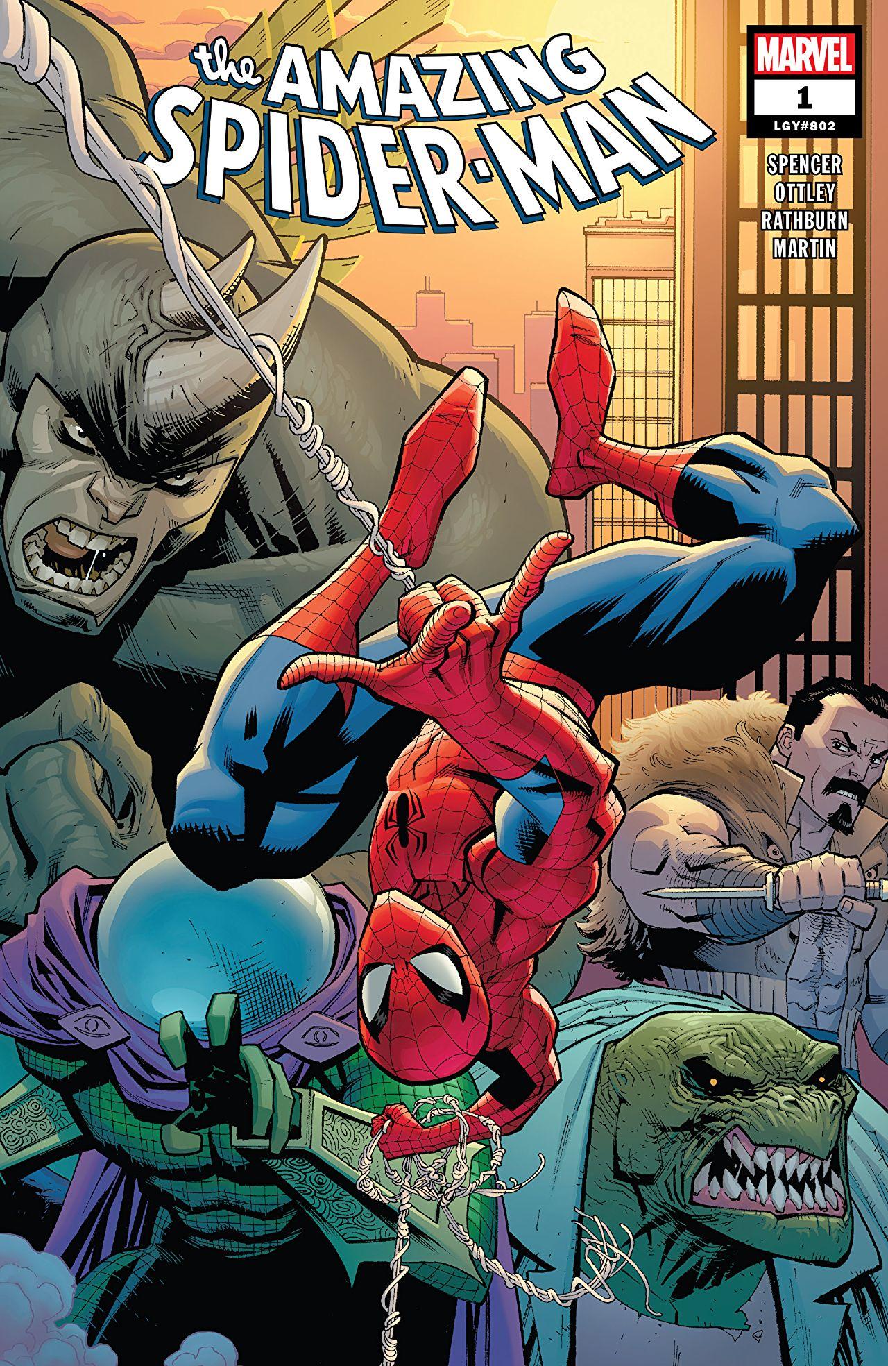 Marvel 500 Series 8 SPIDER-SLAYER JAMESON Figure