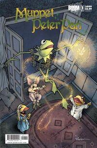 Muppet Peter Pan 1