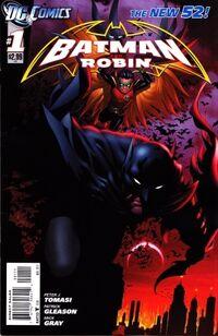 Batman and Robin 2011 1