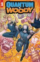 Quantum and Woody 1 2020