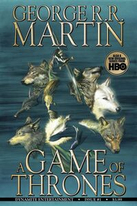 George R. R. Martin's A Game of Thrones 1