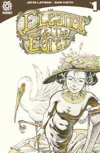 Eleanor and The Egret 1