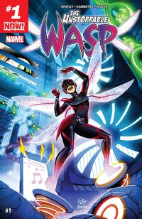 The Unstoppable Wasp 1