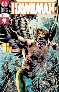 Hawkman 2018 1