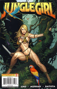 Jungle Girl 1