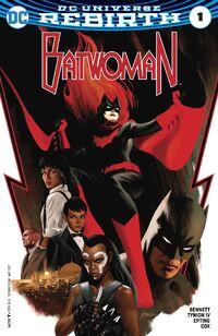 Batwoman 2017 1