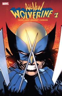 All-New Wolverine 1