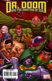 Doctor Doom and the Masters of Evil 1