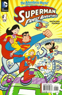 Superman Family Adventures 1