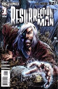 Resurrection Man 1
