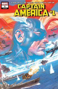 Captain America 2018 1