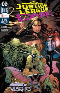 Justice League Dark 2018 1