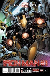 Iron Man 1 2012