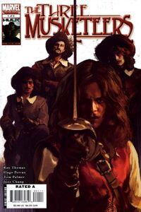 Marvel Illustrated The Three Musketeers 1