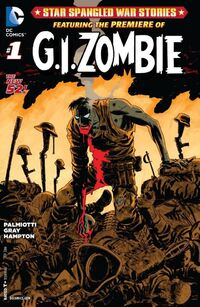 Star-Spangled War Stories Featuring G.I. Zombie 1