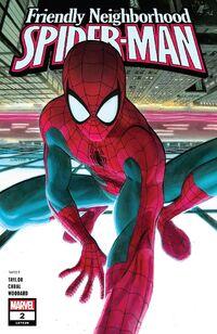 Friendly Neighborhood Spider-Man 2019 2