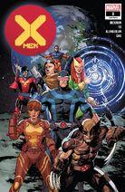 X-Men 2019 1