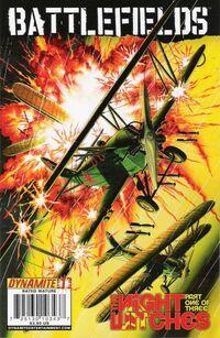 Garth Ennis' Battlefields The Night Witches 1