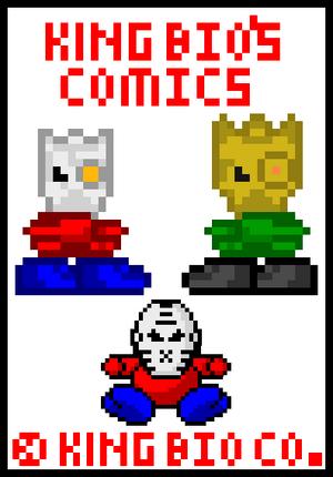King Bio Poster
