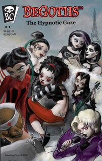 BEGoths Comics 1