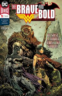 The Brave and the Bold Batman and Wonder Woman 1