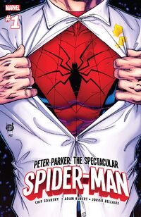 Peter Parker The Spectacular Spider-Man 1