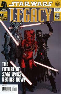 Star Wars Legacy 1