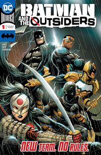 Batman and the Outsiders 2019 1
