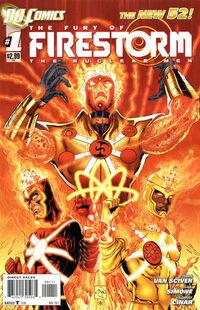 Fury of Firestorm 2011 1