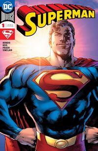 Superman 2018 1