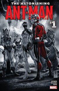 Astonishing Ant-Man 1