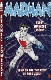 Madman Atomic Comics 1