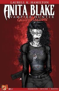 Anita Blake, Vampire Hunter- Guilty Pleasures 1