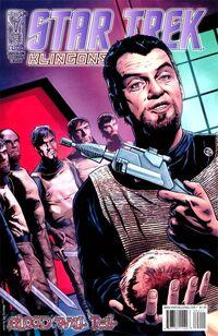 ST Klingons Blood Will Tell 2