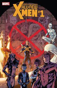 All-New X-Men 2015 1