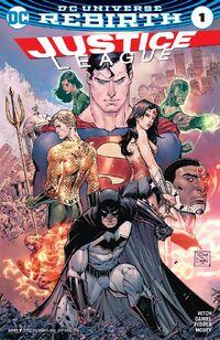 Justice League 2016 1