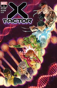 X-Factor (2020) 1